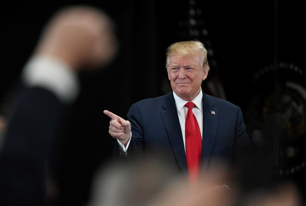 239245d0e Trump anuncia que lanzará su campaña por la reelección